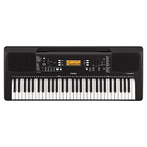 Yamaha Digital Keyboard PSR-E363, Tastiera...