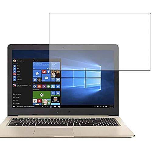 """Vaxson Anti Luce Blu Vetro Temperato Pellicola Protettiva, compatibile con ASUS VivoBook Pro 15 N580GD / N580VN 15.6"""" [Coprire Solo l'area Attiva] 9H Screen Protector Film"""