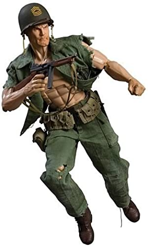 Sgt. Rock 1 6 Scale Deluxe Collector Figure by DC Comics
