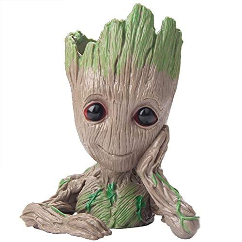 uDream Baby Groot Maceta - Maravillosa Figura de acción Maceta Guardianes de la Galaxia (para...