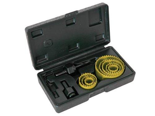 Velleman Kit De 8 Serras Circulares C/ Broca Piloto