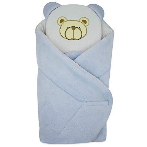 BlueberryShop manta - cambiador almohada forro polar