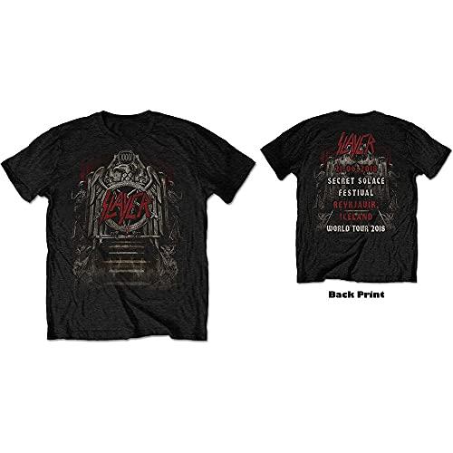 T-Shirt # Xxl Unisex Black # Eagle Grave 21/06/18 Iceland Event