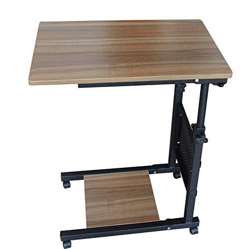 Bureaus DD Laptop Table, Opvouwbare beweegbare optilbare Care Table, Werkbank aan het bed, Bijzettafel -Werkbank