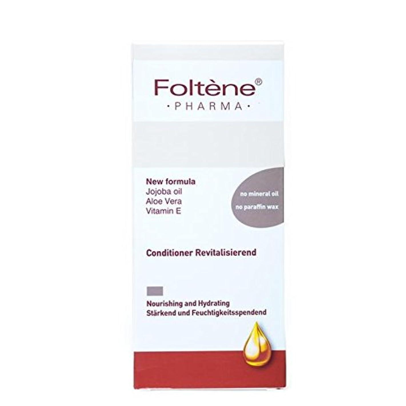 ビルマキャメル日曜日150ミリリットル男性&女性のための生き返らコンディショナー x4 - Foltene Revitalizing Conditioner For Men & Women 150ml (Pack of 4) [並行輸入品]