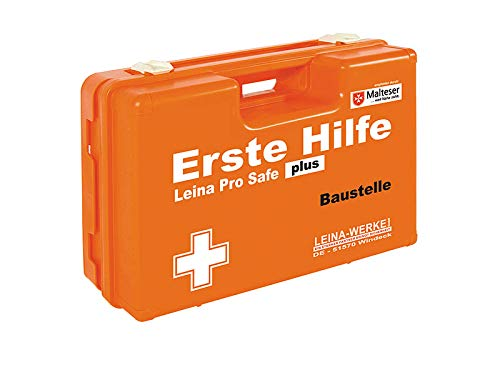 LEINA-WERKE REF 21120 Leina EH-Koffer P-Safe+,Baust.