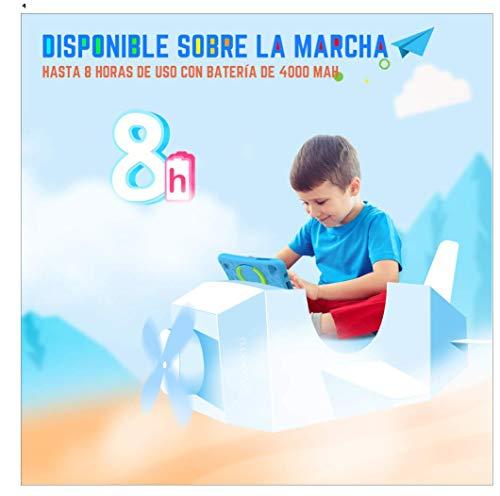Vankyo Tablet para Niños con Cámaras de 5MP y 2MP, Tablet Infantil con ROM de 32GB, Tablet Niños con WiFi Processore… 2