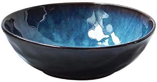 Ensaladera de cerámica japonesa Frutero, Adecuado para...