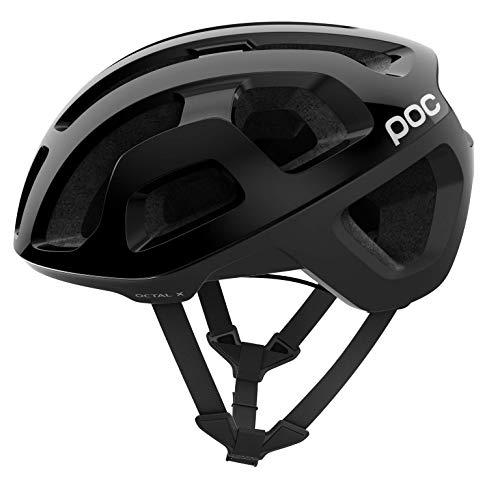 POC Octal X Casco, Unisex Adulto, Carbon Black, L/56-62cm