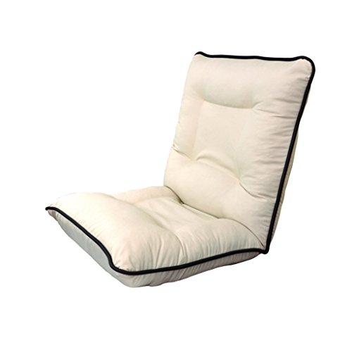 HCJLR FJXLZ® Pouf, Individuel Loisirs Petit canapé Pliable Lit Dossier Chaise Pliable, Amovible Sacs de Haricot Paresseux Faut (Couleur : #1)