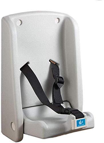 XHDMJ Sicherheitssitze Drittes Badezimmer Wickelkommode Babyzimmer Badezimmer Faltbare Wandpflegestation, A
