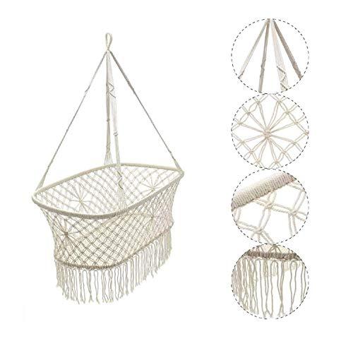 BABYDXY Cradle Hängematte Beruhigt Säuglingsschlaf Hängende Swing Baby Crib babywiege hängematte babyschaukel schaukel