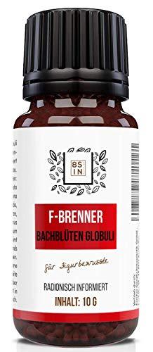 8 Sin Nutrition | Globuli | F-Brenner | Stoffwechselkur | 100% natürlich | radionisch informiert