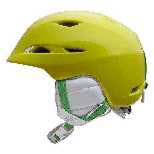 GIRO Damen Helm Lure, yellow colorblock, 52-55.5 cm, 7023522