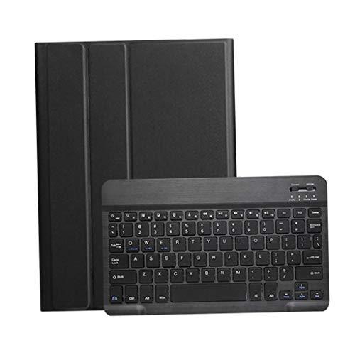 Homyl Teclado Fino de Capa de Tablet Capa Protetora com Teclado, 4x com Cabo USB para Samsung Galaxy Tab A 10.1