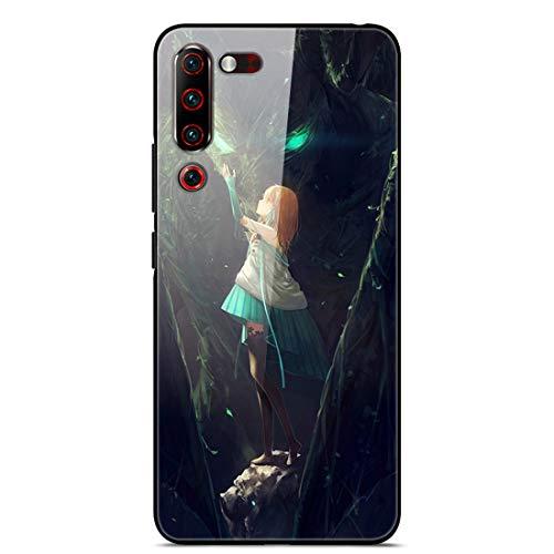 HUAYIJIE YLBL Case For Lenovo Z6 pro Phone Case Cover 4