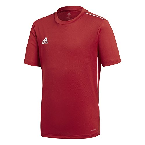 adidas Kinder CORE18 JSY Y Jersey, Power Red/White, 176 (15-16 Jahre)