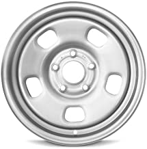 IWS Auto Replacement For New 17 Inch 5 Lug Steel Wheel Rim 2013-2019 Dodge Ram 1500 Silver