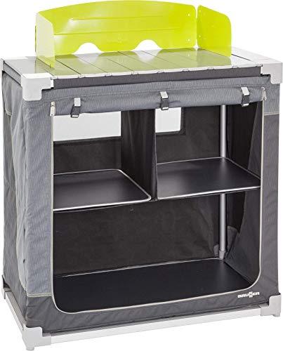 Brunner Meuble de Cuisine JumBox 3G CT (Gris/Vert)