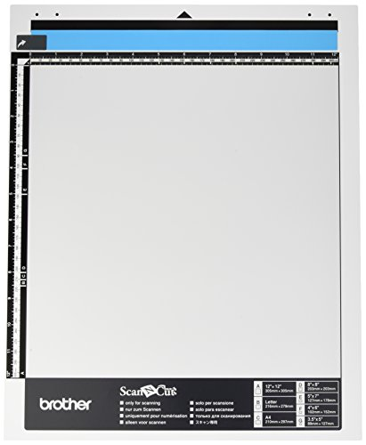 Why Should You Buy Brother CAMATS12 Photo Scanning Mat 12X12