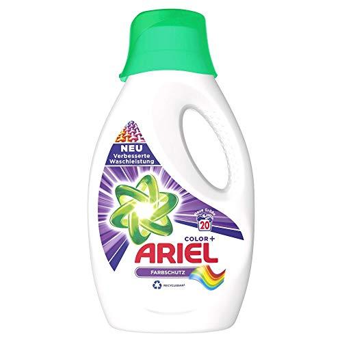 Ariel Flüssigwaschmittel Color 1.1L, 20 Waschladungen
