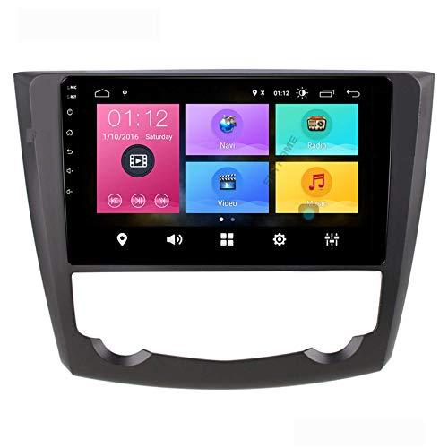 Android 10.0 Car Stereo Double Din para RENAULT KADJAR 2015-2019 Navegación GPS Unidad principal de 9 pulgadas Pantalla táctil Reproductor multimedia MP5 Receptor de video y radio con 4G WIFI DSP