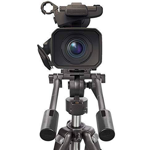 Digital Nc Professional Dual Handle Aluminum 67' Tripod (Bubble Level) For Canon EOS 80D