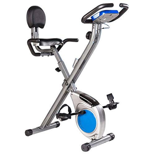 Best Price Exercise Bikes Powerful Spinning Bike Indoor Silent Magnetically Controlled Home Foldable...