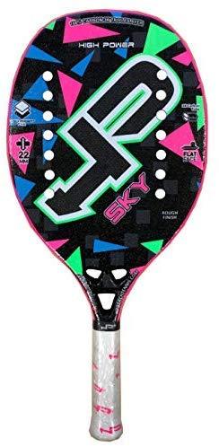 HIGH POWER HP Racchetta Beach Tennis Racket Sky 2020