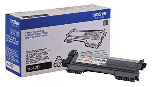Brother TN-420 DCP-7060D IntelliFax-2840 2940 HL-2220 2230 2240 ...