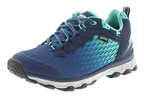 Meindl dames Hiking laarzen 5110-73 Activo Sport Lady GTX Ocean Turquoise