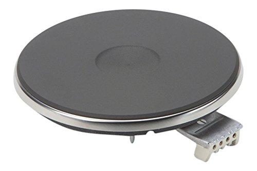 DREHFLEX - EGO - Kochplatte - 8 mm - 220 mm - 2000 W - 12.22453.199/1222453199 / 12.22453.002/1222453002 / 12.22453.022/1222453022 - Ersatzteil für Ihren Herd/Kochfeld
