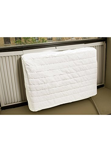 Carol Wright Gifts Quilted Indoor Air Conditioner Cover, Size Large,...