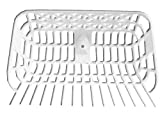 Reitsport Amesbichler Gewa - Forchetta per giungla Pro alta con parti laterali professionali, grande, resistente al freddo, in plastica, forcella Mistforke