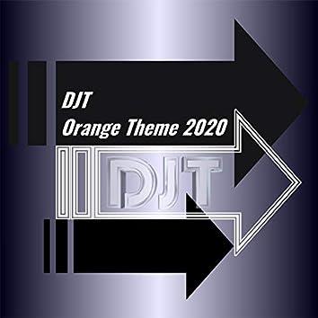 Orange Theme 2020