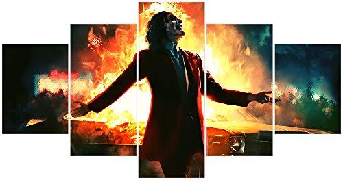 Joker 2019 Unframed Poster for Wall Decoration