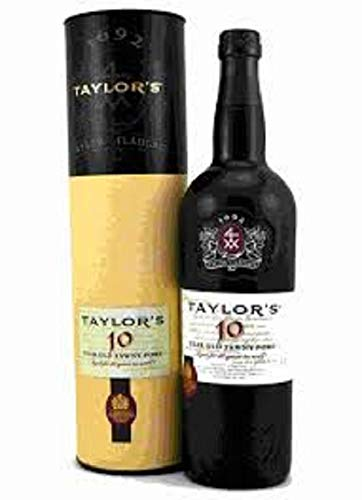 Taylor\'s Port Tawny 10 Years Old, 1er Pack (1 x 750 ml)