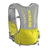 TRIWONDER Zaino Idratazione 5L, Gilet Trail Running per Uomo Donna, Zainetto Impermeabile da Ciclismo Corsa...