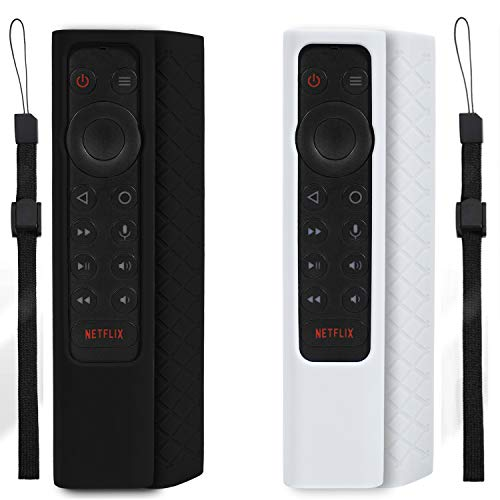 MWOOT 2 Unidades Mando Funda Compatible con NVIDIA Shield TV
