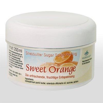 Moravan Sweet Orange Sugar Scrub Peeling 200ml