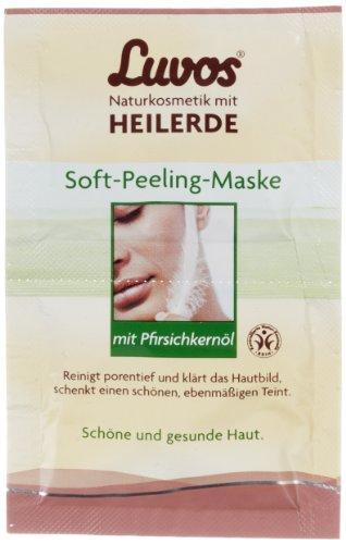 Luvos Soft-Peeling Creme-Maske, 5er Pack (5 x 15 ml)
