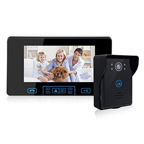 2.4G Wireless Video Door Phone Doorbell Intercom...