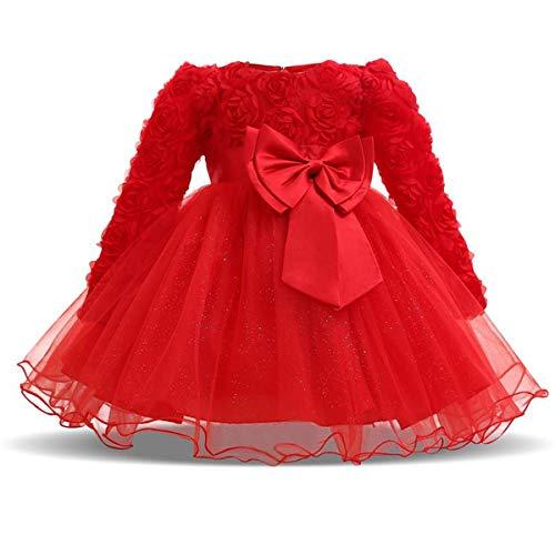 NNJXD Vestido de Fiesta Niña,Vestidos para Ninas para Boda,Vestido Ceremonia Niña