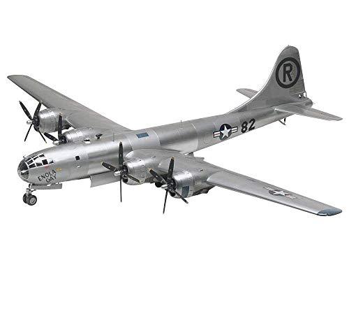 Modelo de avión Militar, 1/200 WWII EE. UU. B-29 Modelo de aleación con Acabado de Bombardero, Juguetes para Adultos y coleccionables