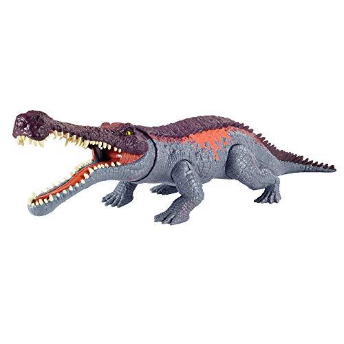 Jurassic World GVG68 - Gewaltige Beißer Sarcosuchus, größere...