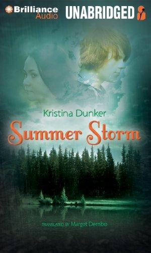Summer Storm [Audio CD] Dunker, Kristina; Beresford, Emily and Dembo, Margot Bettauer