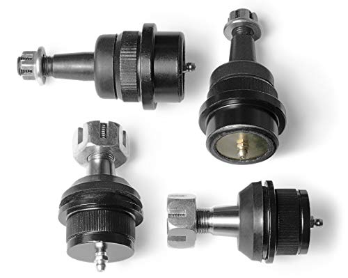 Front Upper Lower Ball Joints for Jeep...