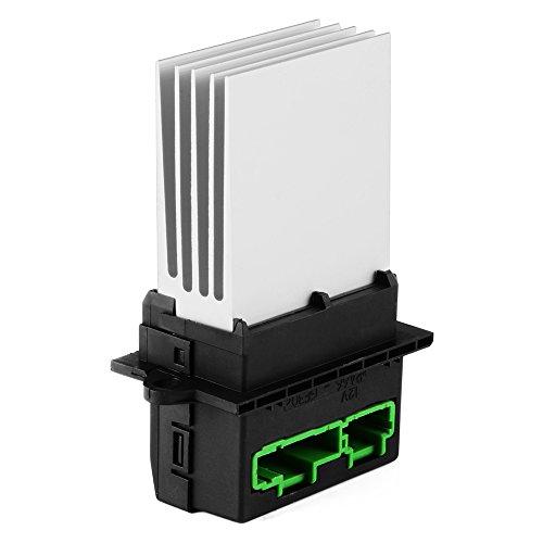 XCSOURCE Calentador Motor Resistencia del soplador Aire acondicionado Ventilador Resistencia de velocidad Reemplazo Para Citroen / Peut / 7701048390 6441L2 MA959