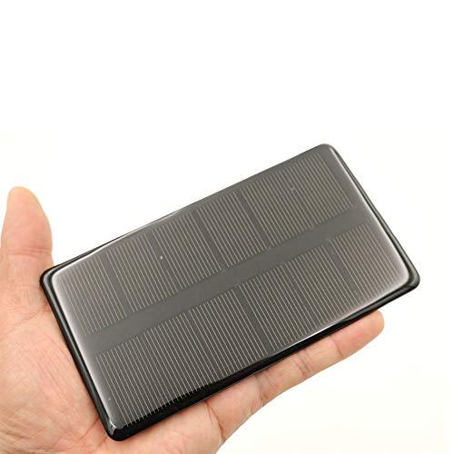 No-branded PDHCC Solarladekartonplatten Epoxy Polykristalline Silizium-Batterie Power Solar-Generator-Modul for DIY-Licht