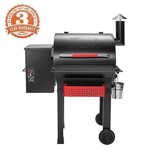 Traeger Grills TFB38TCA Renegade Elite Wood Pellet Grill